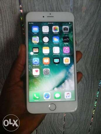 Very Clean Iphone 6 Plus 16gb with charger Lagos Island West - image 1