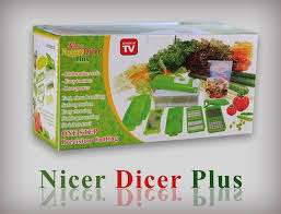 Nicer Dicer kitchen Cutting tools
