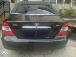 Toyota camry 2004 leather roof