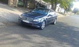 2012 Mercedes Benz, C180, CGI, Kompressor, Mileage 160000, Price R1700