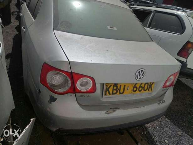 Jetta salvage for sale. Industrial Area - image 1