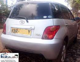 Toyota IST For Sale, KBR