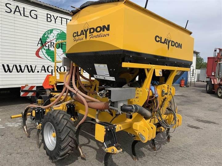 Claydon Hybrid 3.mtr Med Gødningsplacering - 2016