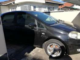 FIAT PUNTO 2007 Diesel R25000 Black 1,3 Needs attention