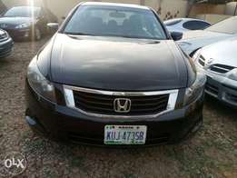 Clean 09 Honda Accord Evil spirit