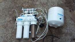 Sole Water Filter