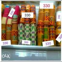 Quality Kente Collection.
