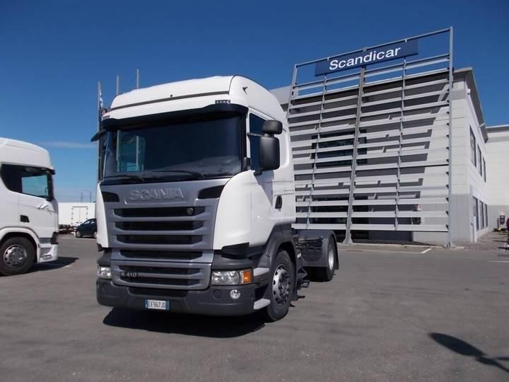 Scania R410 - 2019