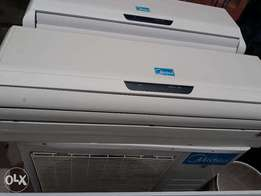 midea 2hp split air conditioner