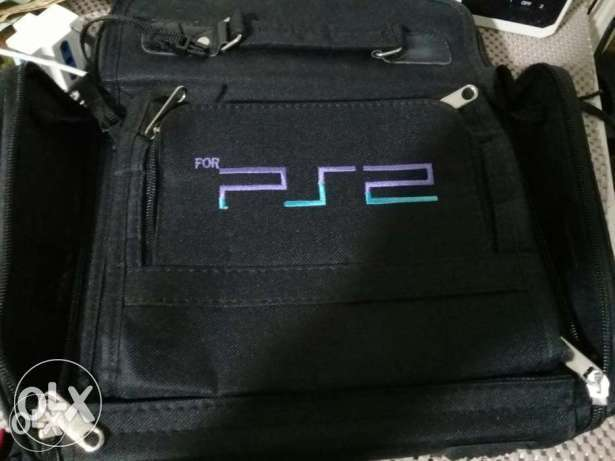 playstation 2 slim bag