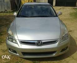Honda Accord 2006 Tokunbo