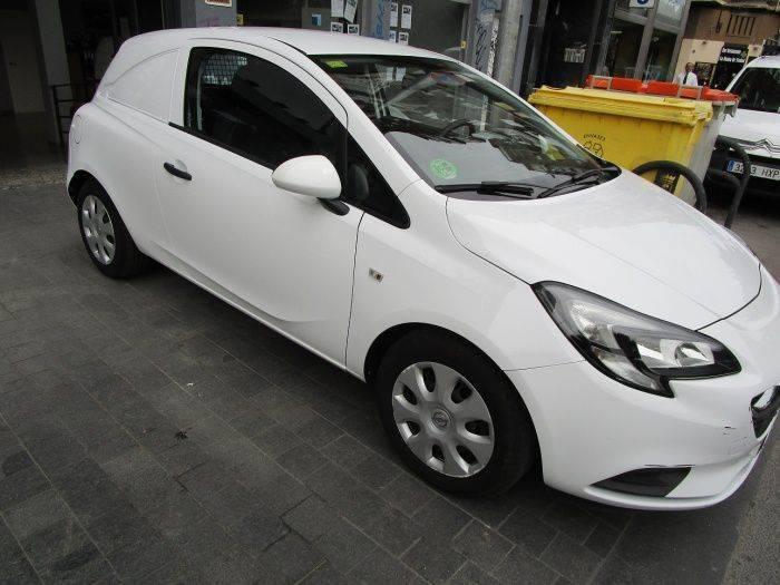 Opel Corsa Van 1.3cdti Expression 75 - 2016
