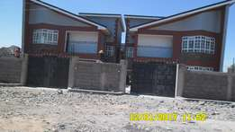 Syokimau, 3 b/roomed town houses