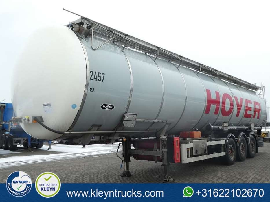 Van Hool CHEMICAL 55.000 LTR 3 compartments - 2003