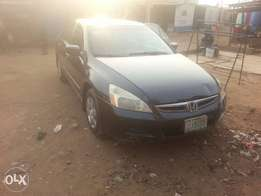 A clean registered Honda accord continues for sale, 2007