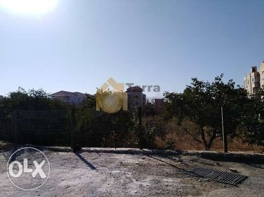 land for rent in zahle Ref # 635.