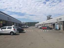 Commercial Factory to Let in Central Pinetown - 162SQM