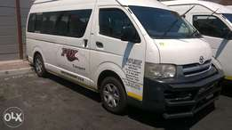 Toyota Quantum d4d 16 seater for sale