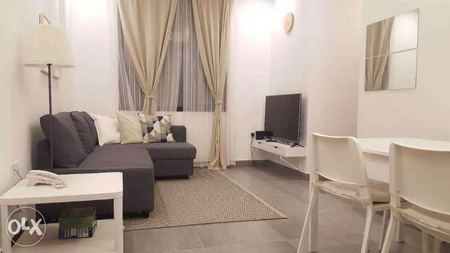 Salmiya - Deluxe Fully Furnished 2 BR Apartment