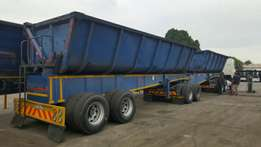 Interlink side tipper for sale R 190000 plus vat negotiable