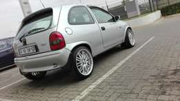 2007 opel corsa 1.4i for sale or swop for golf 1