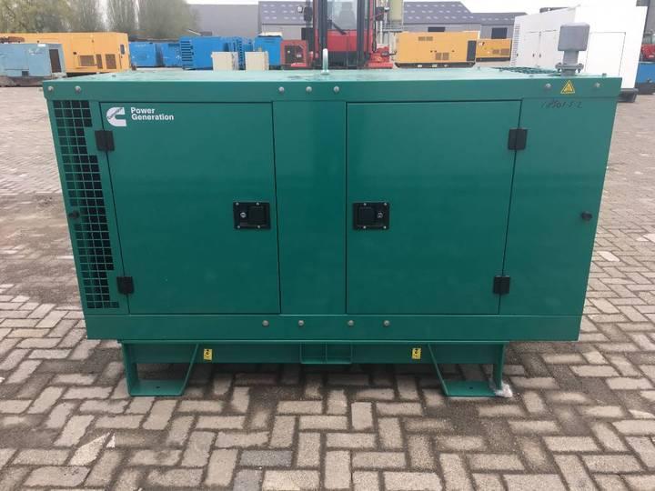 Cummins C17 D5 - 16,5 kVA Generator - DPX-18500 - 2019 - image 4