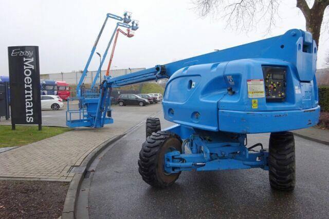 JLG 460 Sj Fl 16 Telehebebuhne - 2001 - image 3