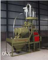 Roller mill machine
