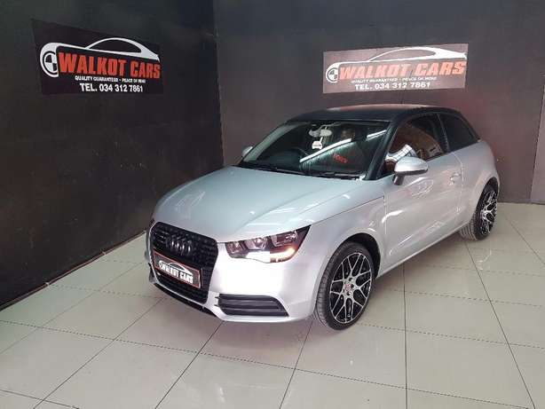 2013 Audi A1 1.4TSi Attraction 3DR Newcastle - image 1