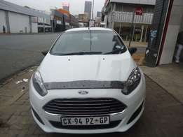 2014 Ford Fiesta 1.4 Ambiente Available for Sale