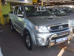 2011 Toyota Hilux Legend 40 For Sale