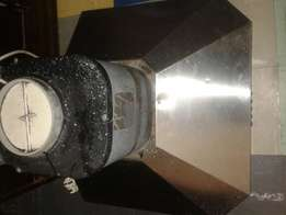Extractor fan for kitchen stove