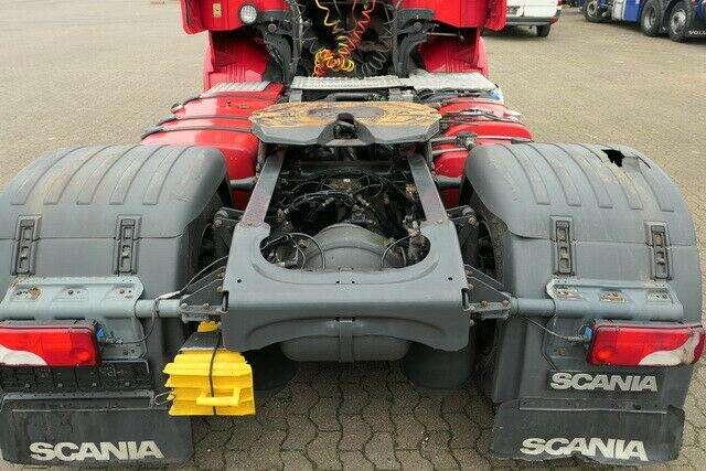 Scania R500 La Mna, V8 Motor, Topliner, Hydr. Anlage - 2012 - image 8