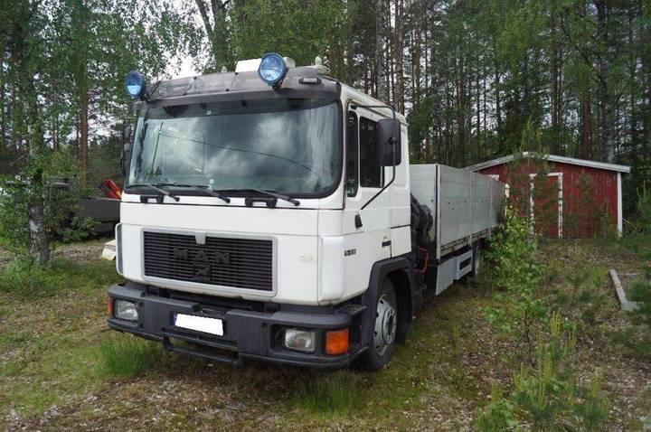 MAN 15 232 - 1993