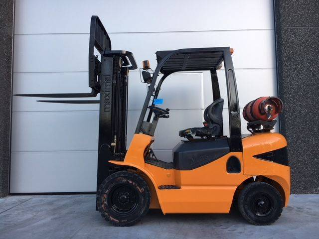 Maximal FD25T forklift - 2012