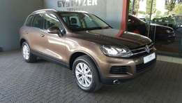 Volkswagen Touareg V6 TDI BlueMotion Technology