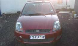 Ford Fiesta1.4 Model 2006 5 Door Colour Maroon Factory A/C & CD Player