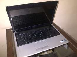 Dell inspiron 4 gig ram and 250 hdd