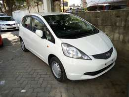 Just arrived Honda Fit Pearl white