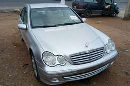 Fresh Tokunbo Mercedes-Benz C180 for fast sale
