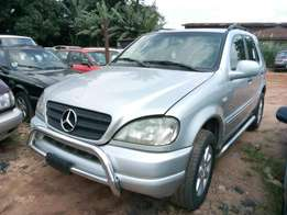 Newly Arrived Mercedes Benz ML 320