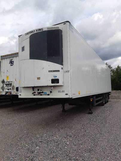 Schmitz Cargobull 2-comp Reefer - 2014