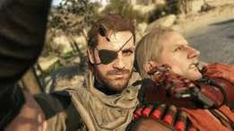 metal gear solid 5 phantom pain PC game