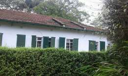 Old muthaiga 1acre plot