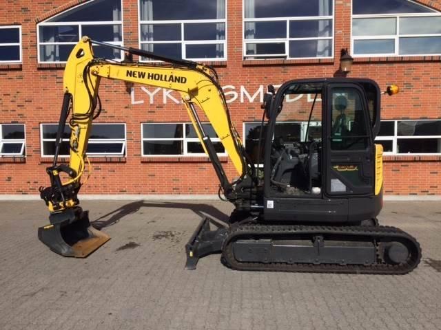 New Holland E60c - 2018