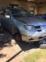 Mitsubishi Outlander 2004 parts