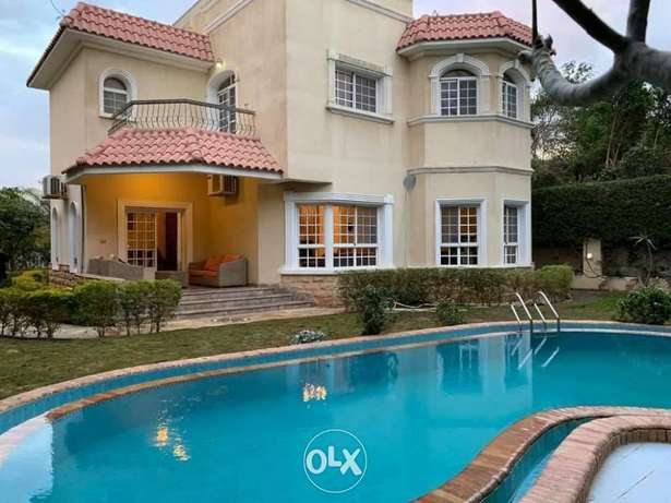 Stand Alone Villa for Rent in Beverly Hills unfurnished with A/C's