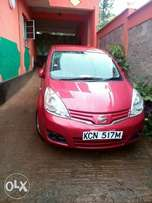 Nissan Note 2010 model 1500cc