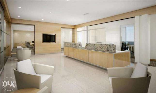 Bahrain, Luxury, Furnished Office