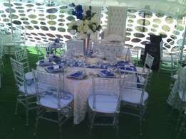 lounge set up,events hire,wedding decor &hiring.tables,chairs,linen